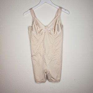Cabernet Nude Body Shaper